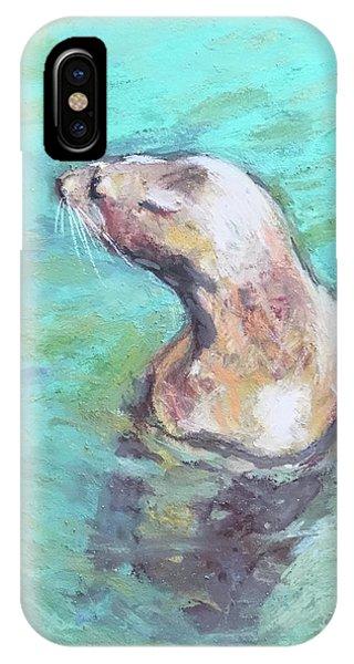 Sea Lion IPhone Case