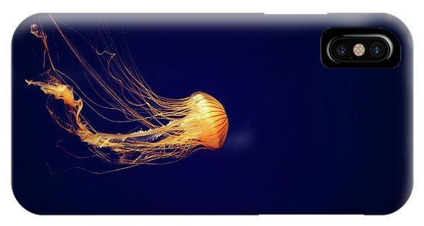 Sea Nettle Dance IPhone Case