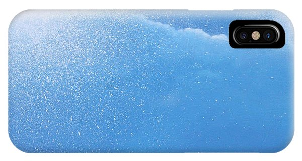 Tidal Waves iPhone Case - Sea Picture IIi by Alan Byrne