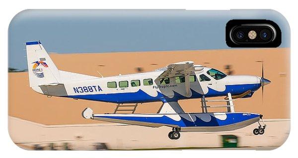 Sea Plane IPhone Case