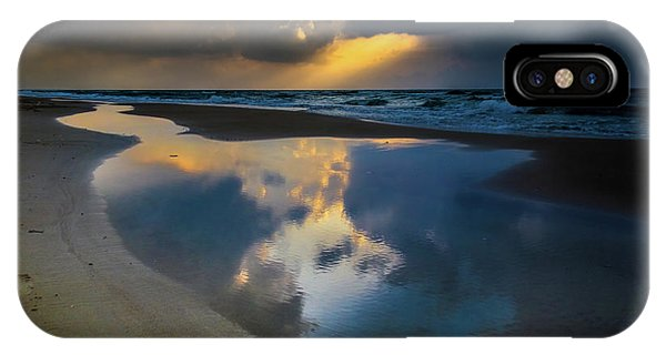 Sea Reflections IPhone Case