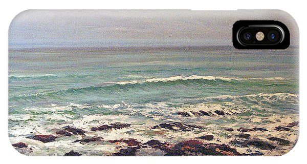 Sea Rocks IPhone Case