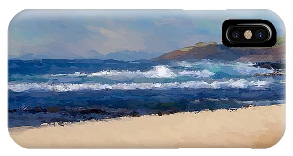 Sea Shore IPhone Case