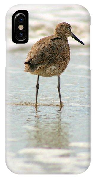 Sea Shore Stroller IPhone Case