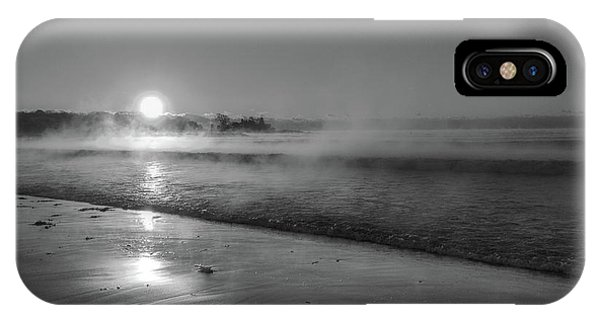 Sea Smoke IPhone Case