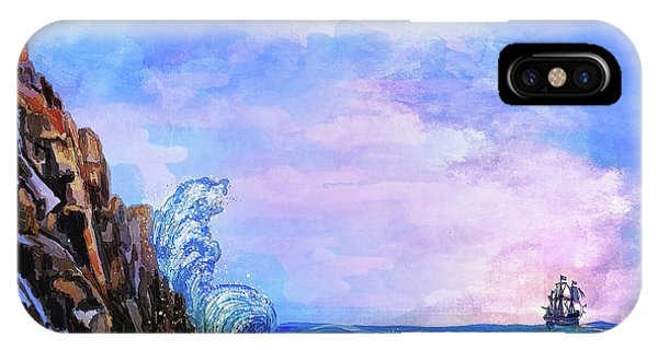 Sea Stories 2  IPhone Case