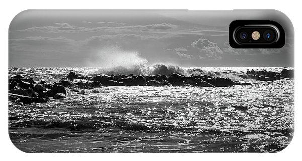Sea Storm IPhone Case