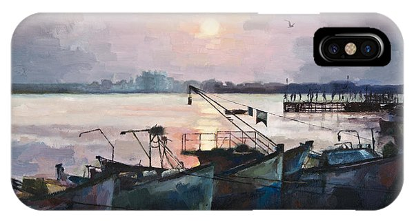Sea Sunset IPhone Case