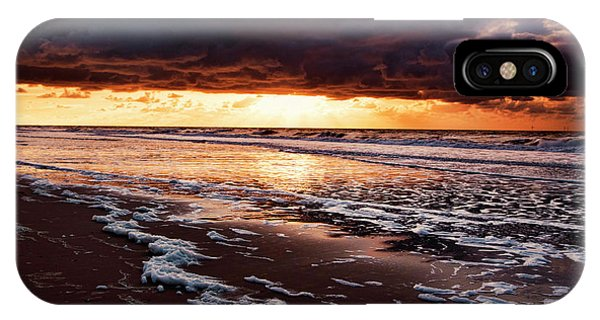 Sea Sunset IPhone Case