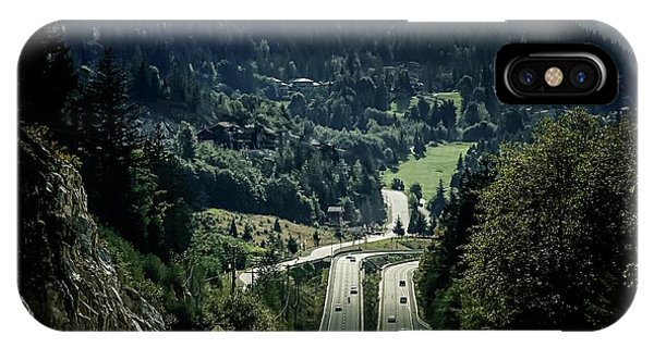 iPhone Case - Sea To Sky Highway by Bill Linn