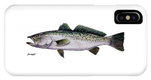 Sea Trout IPhone Case