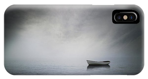 Calm iPhone Case - Sea by Zoltan Toth