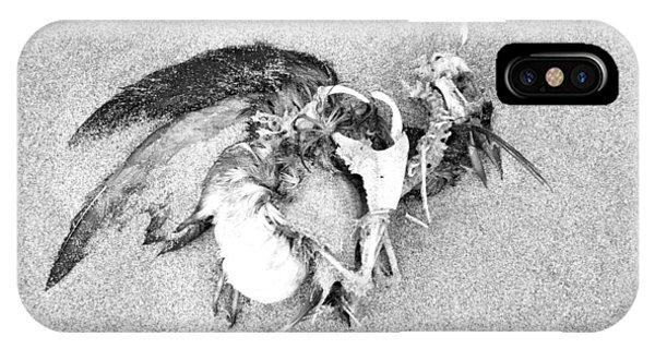 Seabird Fatalities-1 IPhone Case
