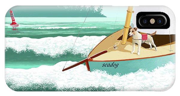 Seadog IPhone Case