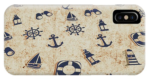 Maritime iPhone Case - Seafaring Antiques by Jorgo Photography - Wall Art Gallery