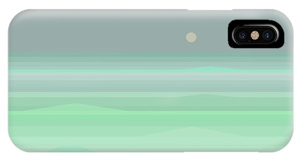 Seafoam IPhone Case