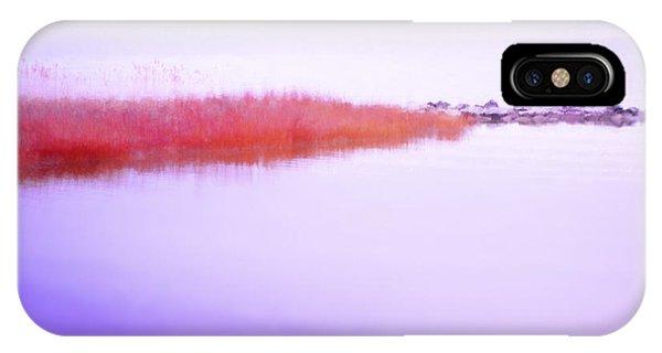 Seagrass Sandbar IPhone Case