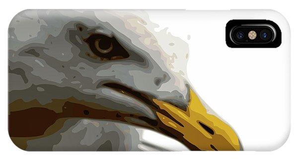 Seagull Closeup IPhone Case