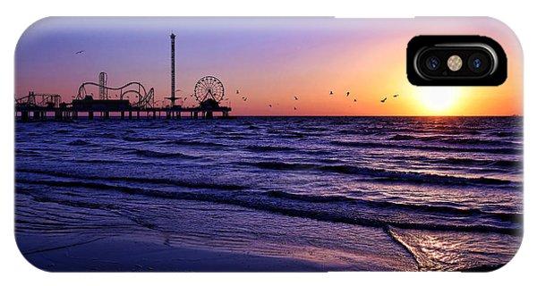 Seagull Sunrise IPhone Case