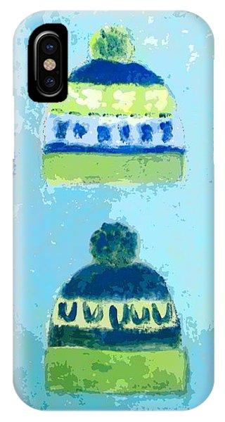 Seahawks Caps IPhone Case