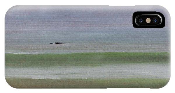 Seal Rock IPhone Case
