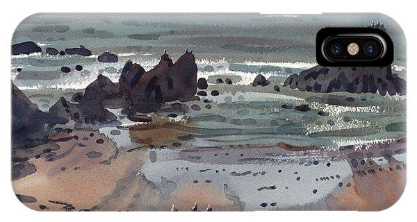 Seal Rock Oregon IPhone Case