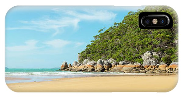 Wilsons Promontory iPhone Case - Sealers Cove Victoria by Tim Hester