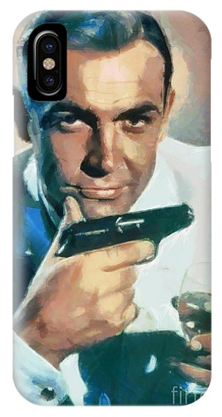 Sean Connery Collection - 1 IPhone Case