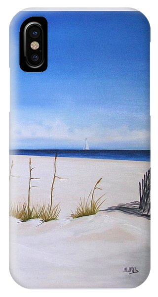 Seaoats IPhone Case