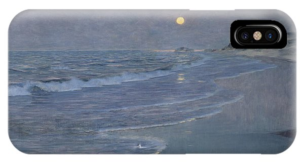 Harrison iPhone Case - Seascape by Alexander Harrison