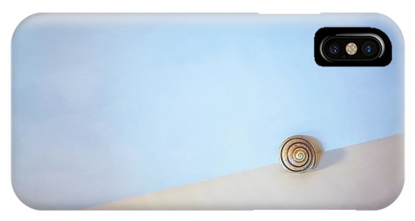 Nautical iPhone Case - Seashell By The Seashore by Scott Norris