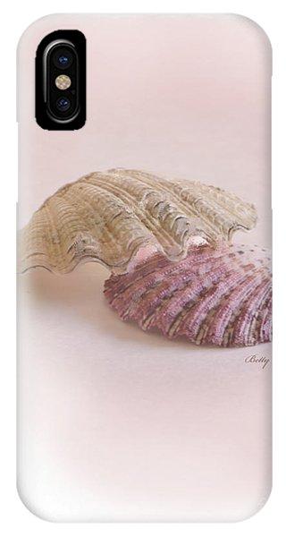 Seashell Love IPhone Case