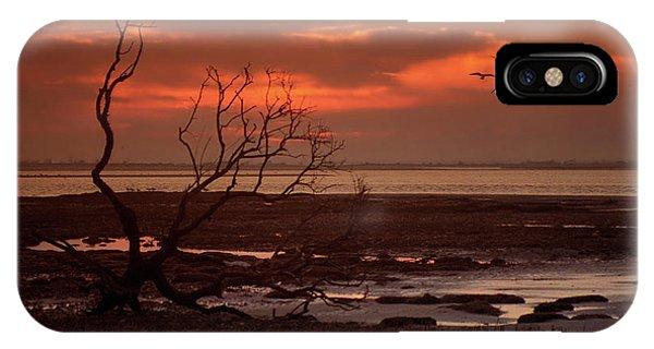 Seashore At Dawn IPhone Case