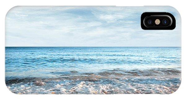 Shore iPhone Case - Seashore by Carlos Caetano
