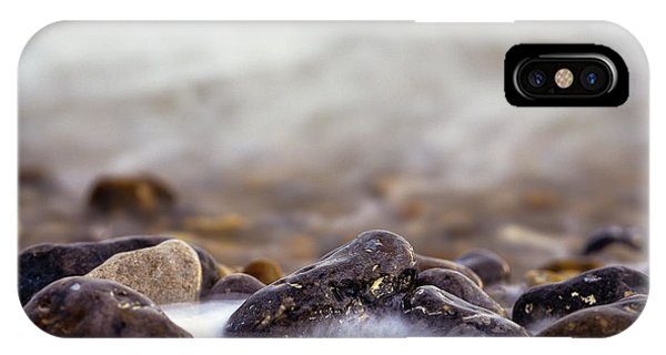 IPhone Case featuring the photograph Seashore  by Will Gudgeon
