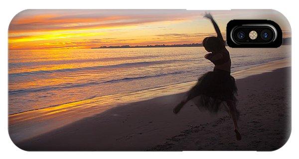 Seaside Dancer IPhone Case