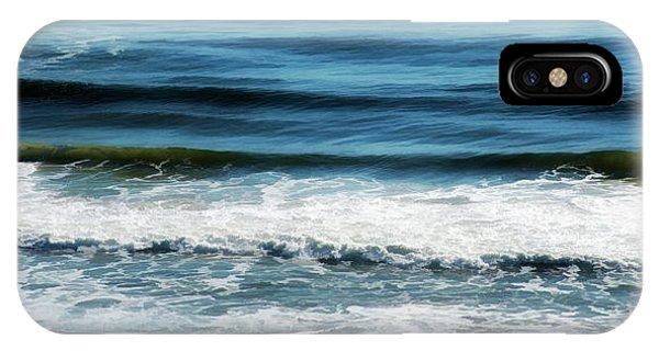 Seaside Fisherman IPhone Case