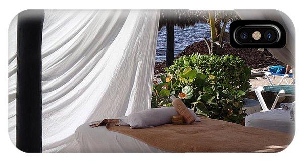 Seaside Massage IPhone Case
