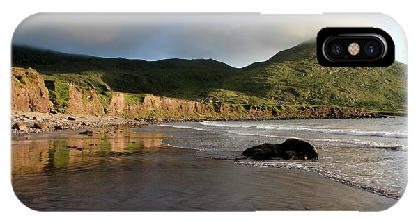 Seaside Reflections - County Kerry - Ireland IPhone Case