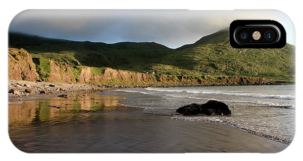 Seaside Reflections, County Kerry, Ireland IPhone Case