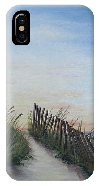 Seaside Sunrise Phone Case by Mary Rogers