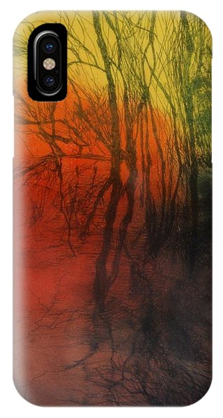 Seasons Change IPhone Case