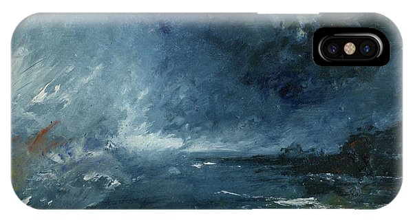 Seastorm IPhone Case