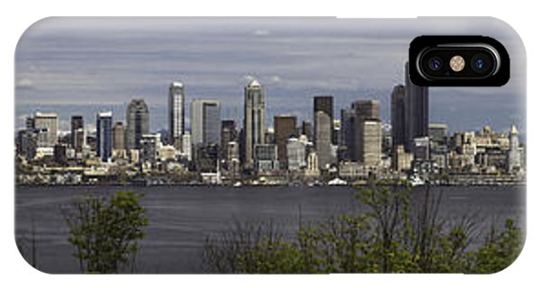 Seattle At Its Best IPhone Case