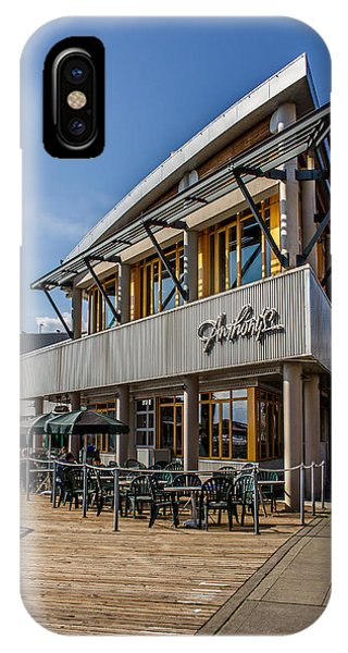 Seattle Fish Bar IPhone Case