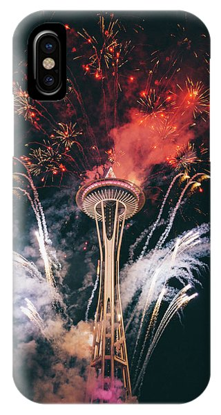 Seattle iPhone Case - Seattle by Happy Home Artistry