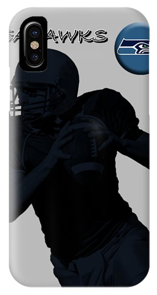 Seattle Seahawks Football IPhone Case