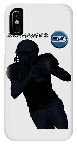 Seattle Seahawks Football IPhone Case