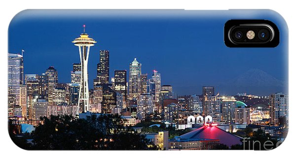 Seattle Twight IPhone Case