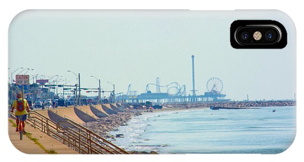 Seawall Blvd IPhone Case